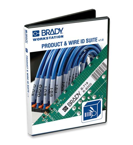 Brady Workstation  Brady Workstation標籤設計軟體